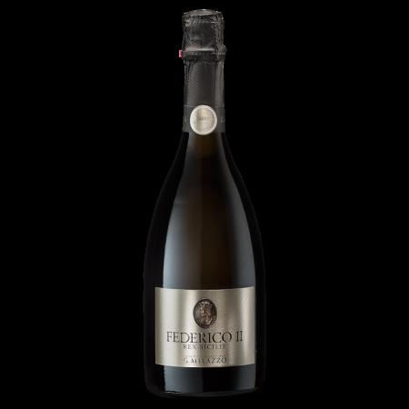 Federico II Milazzo sparkling wine