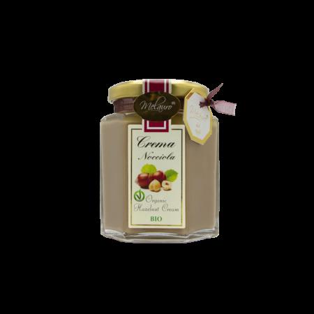 Hazelnuts cream Melauro Organic artisanal