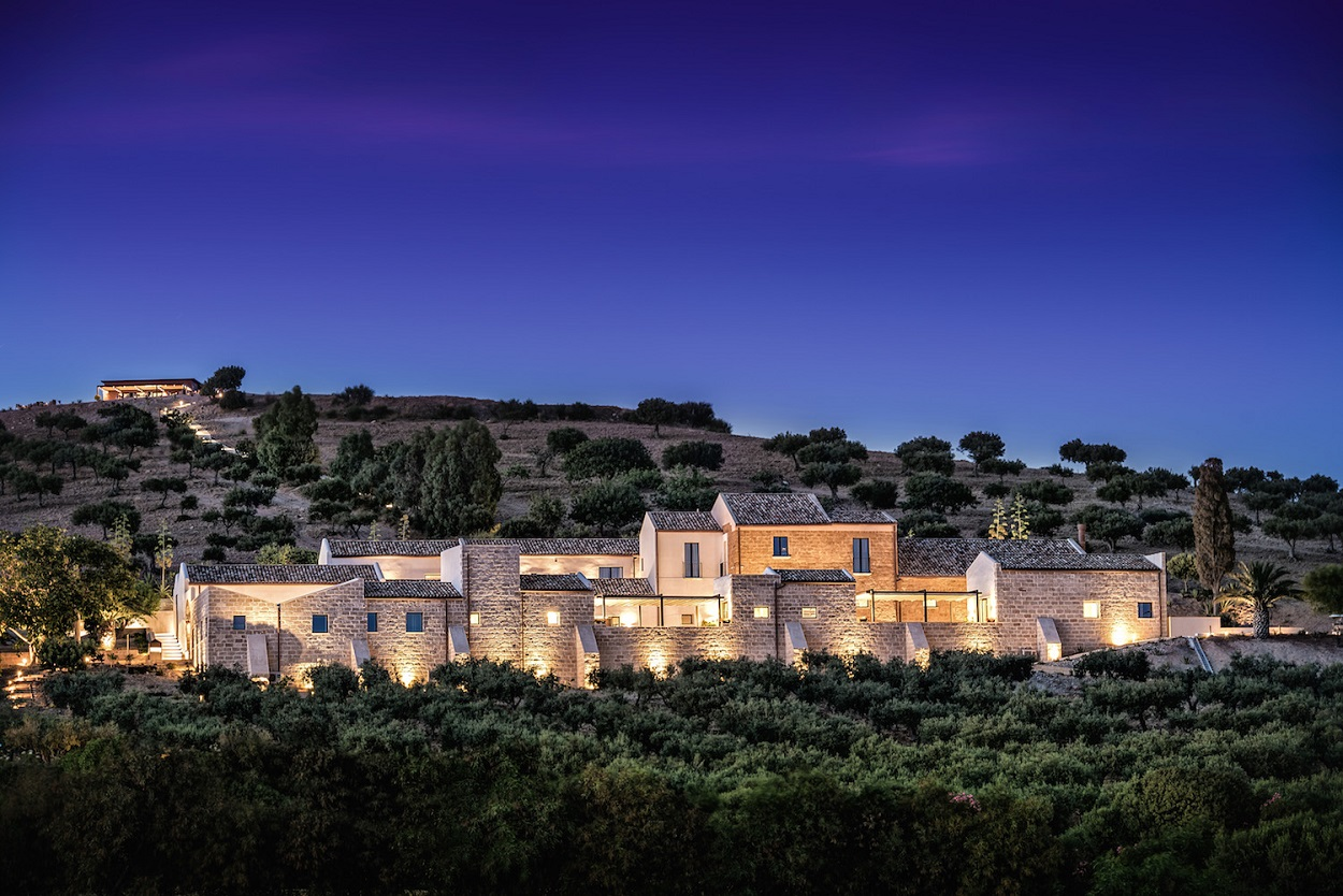 The best wine resorts in Sicily