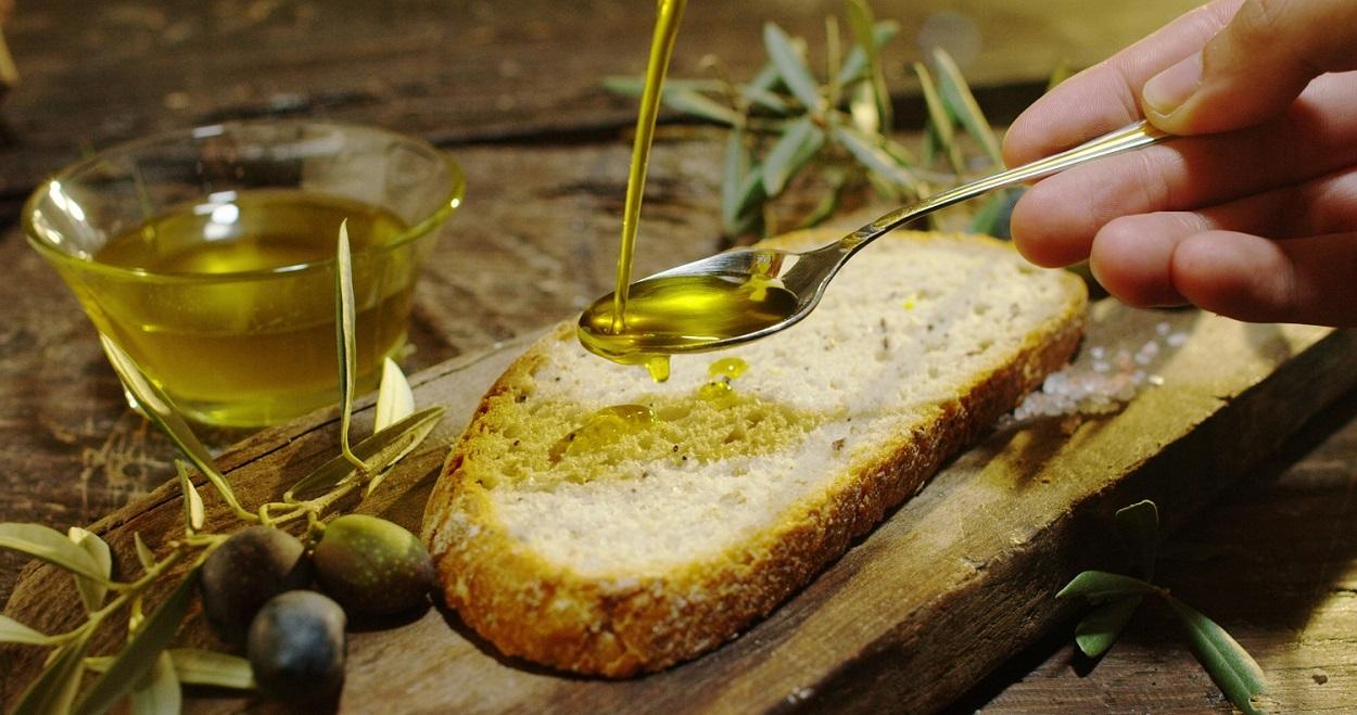 la densité de l'huile d'olive