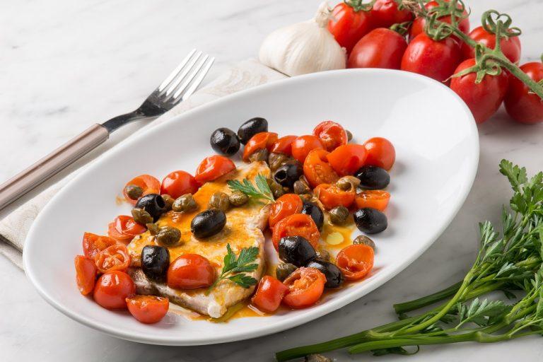 Sicilian Swordfish recipe