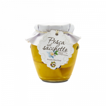 pesche sciroppate biologiche igp slow food