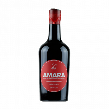 Amaro allarancia rossa Amara IGP