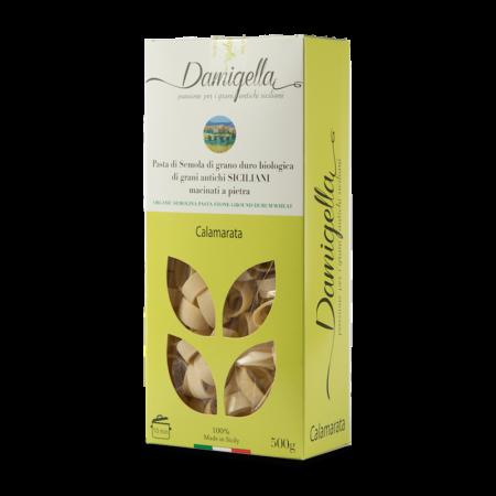calamarata pasta organic artisanal