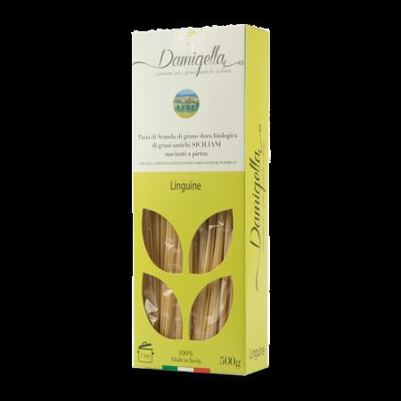 linguine pasta organic artisanal