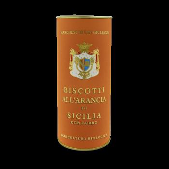 biscotti allarancia siciliani biologici artigianali