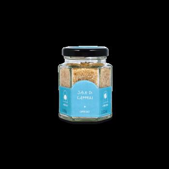 caper salt from Pantelleria artisanal 1