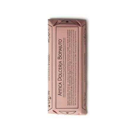 cioccolato alla vaniglia da Modica artigianale