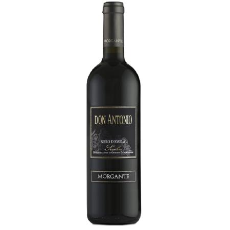 don antonio morgante wine nero davola sicily doc