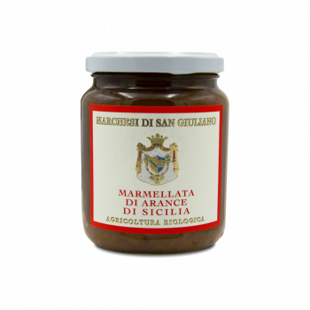 marmellata di arance siciliana biologica artigianale