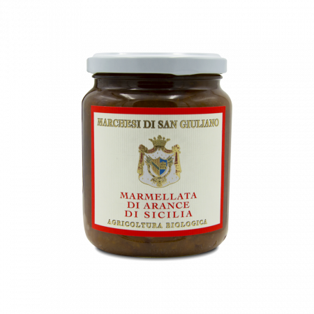 orange marmalade sicilian organic artisanal