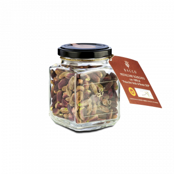 Shelled Bronte green pistachio PDO certified