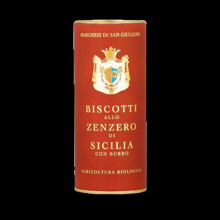 ginger biscuits sicilian organic artisanal