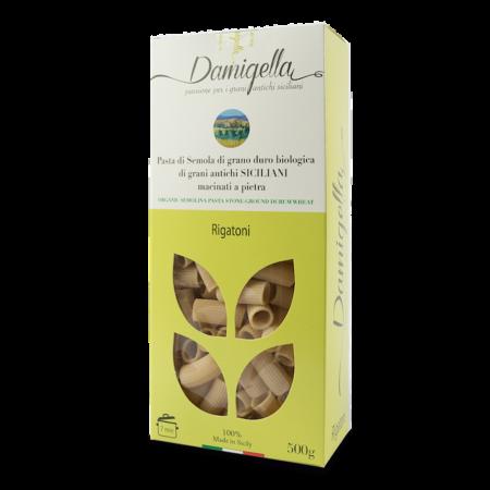 rigatoni pasta organic artisanal