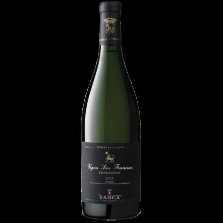 Vigna San Francesco Chardonnay wine Sicily Doc