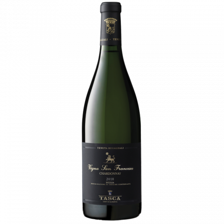 Vino Vigna San Francesco Chardonnay Sicilia Doc