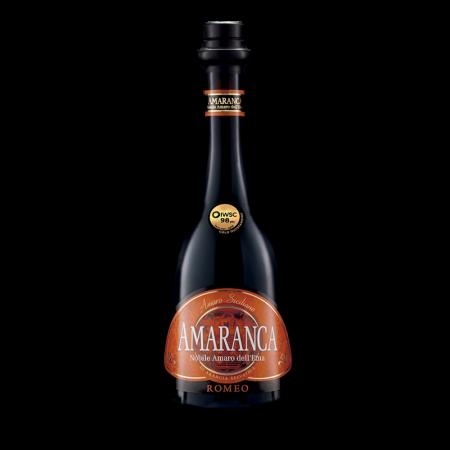 Amaro allarancia selvatica Amaranca