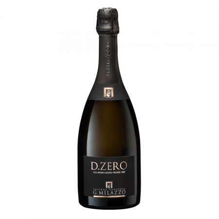 D.zero rose Milazzo spumante Pas Dose biologico