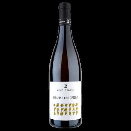 Grappoli del grillo De Bartoli wine Grillo Sicily DOC