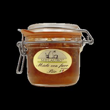Honeycomb honey Melauro Organic artisanal
