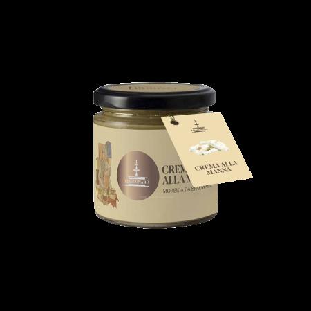 Manna cream Fiasconaro From Castelbuono