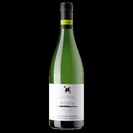 Mozia Tasca DAlmerita wine Sicily DOC
