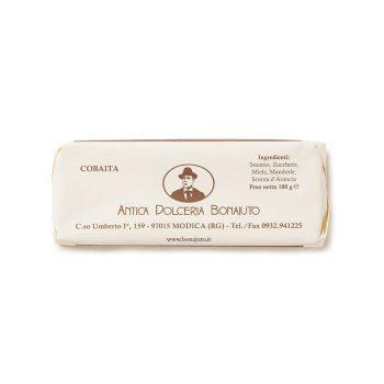 Torrone Cobaita Bonajuto Artigianale ingredienti naturali